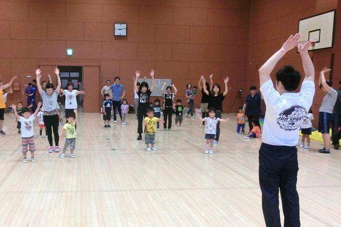 親子体操・出張教室